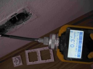 Schadstoffe in der Wohnung messen