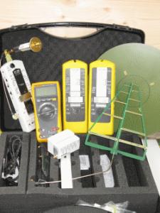 Geräte zum elektrosmog untersuchen