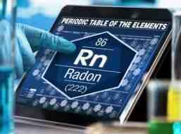 Radonbelastung