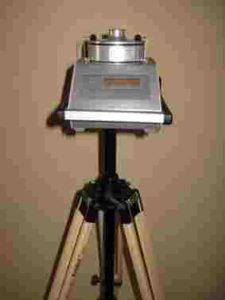 Probennahmegerät für Raumluftuntersuchung Schimmel