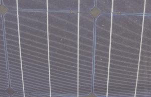 Solarzelle für Photovoltaikanlagen