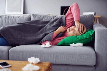 Formaldehyd macht symptome